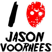Quote T-Shirts > Friday the 13th Shirts > I Love Jason Voorhees Shirt ...